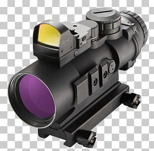 Red Dot Sight Telescopic Sight Light Reflector Sight PNG
