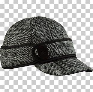 Baseball Cap Stormy Kromer Cap Hat Tweed PNG
