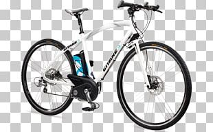 Electric Bicycle Mountain Bike Skunk River Cycles Hybrid Bicycle PNG