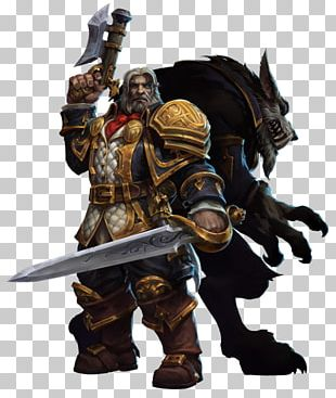 Heroes Of The Storm World Of Warcraft: Mists Of Pandaria Varian Wrynn Genn Greymane Video Game PNG