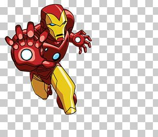Iron Man Spider-Man Captain America The Avengers Film Series PNG
