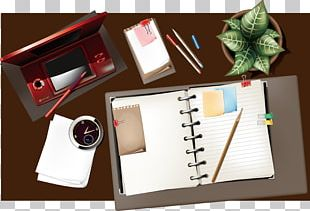 Stationery Notebook PNG
