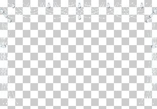Black And White Square Angle Pattern PNG