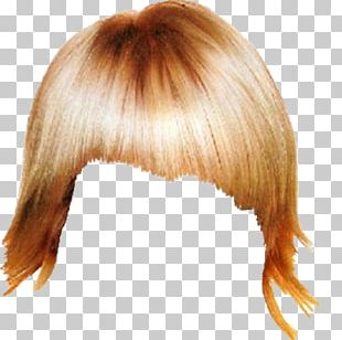 Hairstyle Wig Step Cutting PNG
