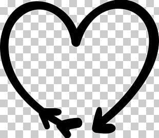 Heart Arrow Computer Icons Symbol PNG