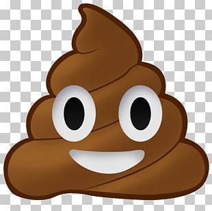 Pile Of Poo Emoji Sticker Feces Emoticon PNG