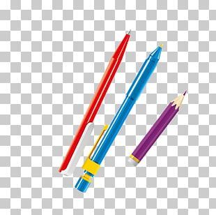 Paper Pencil Stationery Gratis PNG