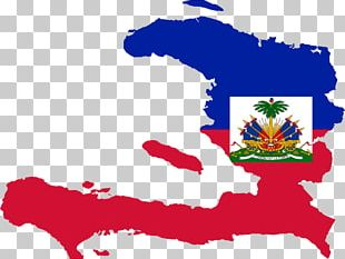 Flag Of Haiti Map National Flag PNG