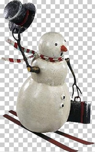 Figurine The Snowman PNG