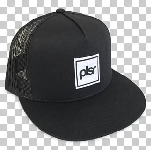 Baseball Cap Fullcap Hat Velcro Hook And Loop Fastener PNG