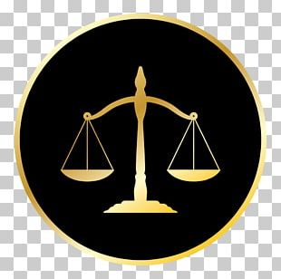 Lawyer Justice Symbol Law Firm PNG