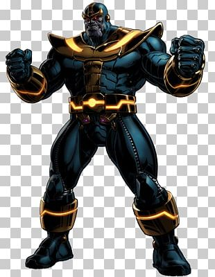 Marvel: Avengers Alliance Thanos Marvel Comics Marvel Cinematic Universe Infinity PNG