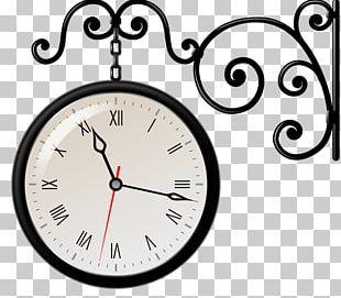 Alarm Clocks Mantel Clock PNG