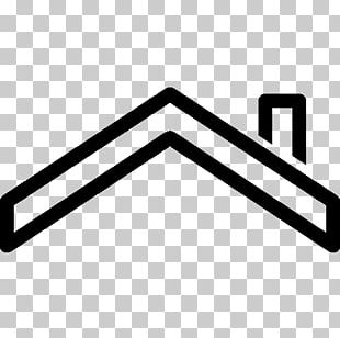 Computer Icons Roof House Building Chimney PNG