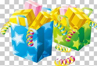 Gift Ribbon Christmas PNG