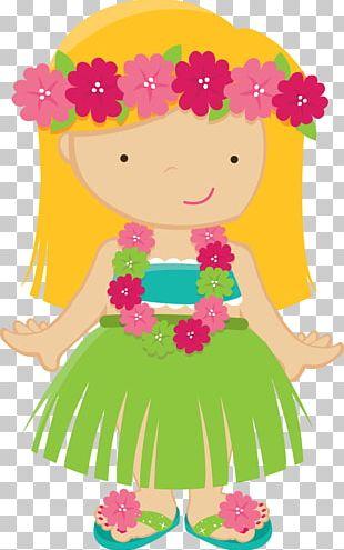 Hawaiian Drawing Luau PNG