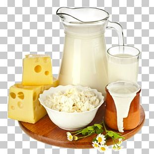 Milk Cream Dairy Product Lactose Intolerance PNG