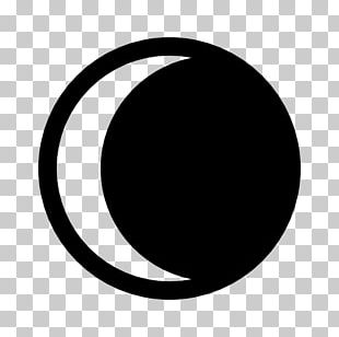 Symbol Moon Lunar Phase Solar Eclipse Computer Icons PNG