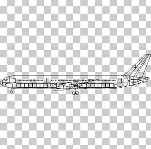 Narrow-body Aircraft Aerospace Engineering PNG