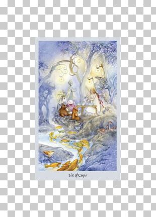 Shadowscapes Tarot Six Of Cups Suit Of Cups Two Of Cups PNG