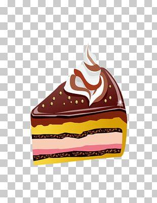 Chocolate Cake Cream Birthday Cake Milk PNG