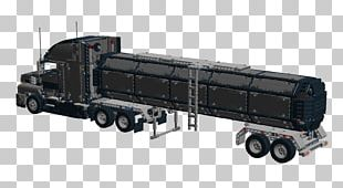 Mack Trucks Railroad Car Lego Technic Semi-trailer PNG