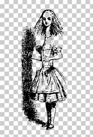 Alice's Adventures In Wonderland White Rabbit Cheshire Cat The Tenniel Illustrations For Carroll's Alice In Wonderland PNG