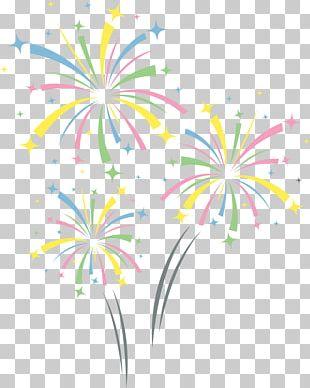 Floral Design Line Cut Flowers Point Symmetry PNG