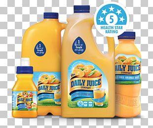 Orange Drink Orange Juice Nectar Apple Juice PNG