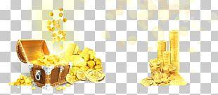 Popcorn Gold Desktop Computer Font PNG
