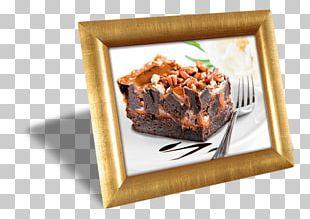 Chocolate Brownie Frozen Dessert Recipe PNG