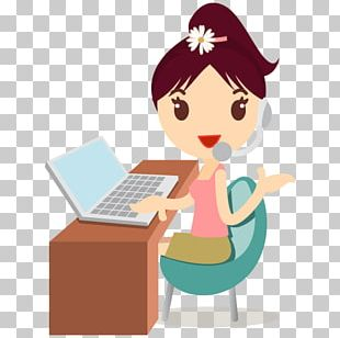 Human Behavior Sitting Illustration PNG