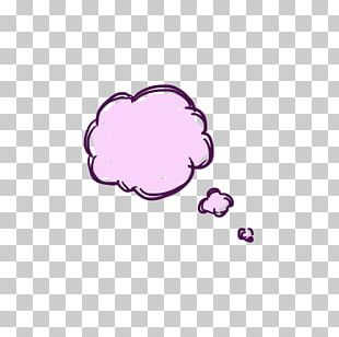 Bubble Thought Drawing Computer File PNG