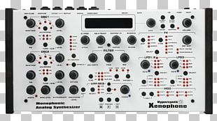 Electronic Musical Instruments Sound Synthesizers Analog Signal Analog Synthesizer PNG
