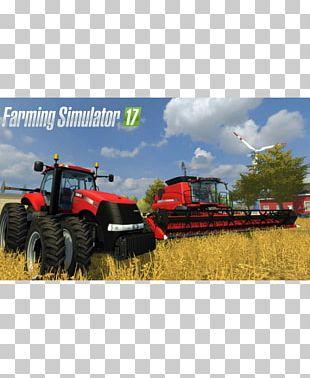 Farming Simulator 15 Farming Simulator 17: Platinum Edition Farming Simulator 2013 PlayStation 4 PNG