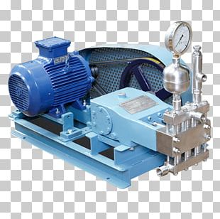 Plunger Pump Pressure Hydraulics Reciprocating Motion PNG