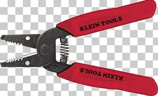 Hand Tool Wire Stripper Diagonal Pliers Klein Tools PNG