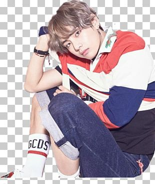 Kim Taehyung Love Yourself: Her BTS Concept PNG