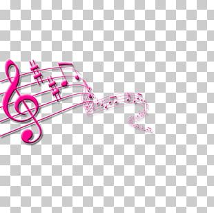 Musical Note Piano Sheet Music PNG