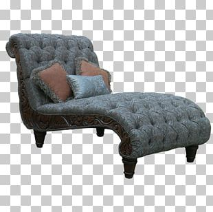 Chaise Longue Chair Couch Furniture PNG
