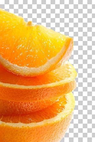 Orange Vitamin C Effervescent Tablet PNG