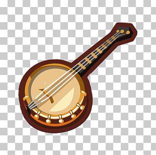 Ukulele Musical Instruments Banjo Uke String Instruments PNG