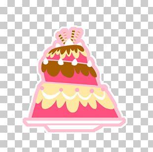 Pasteles Cake Decorating Pink M PNG
