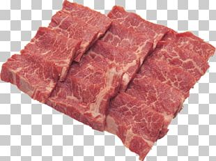 Red Meat Beef Spare Ribs PNG