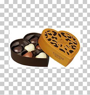 Chocolate Truffle Bonbon Praline Godiva Chocolatier PNG