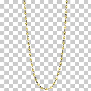 Necklace Chain Jewellery Gold Plating PNG