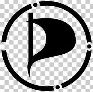 Pirate Party Spain Piracy Political Party Logo PNG