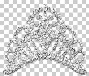 Tiara Crown Diamond PNG