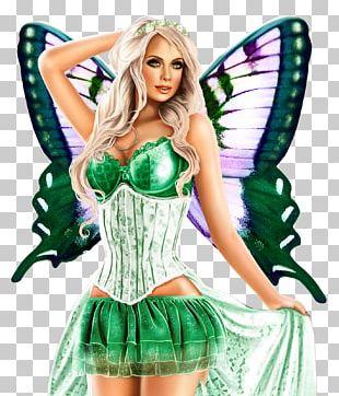 Fairy Mermaid Sprite Pixie Elf PNG