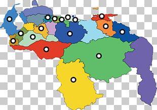 Globe World Map Venezuela PNG